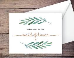 be my bridesmaid cards will you be my bridesmaid card etsy
