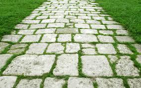 15 garden path ideas with stepping stones garden lovers club