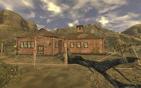 Fallout New Vegas Chances Map by Goodsprings Schoolhouse Fallout Wiki Fandom Powered By Wikia