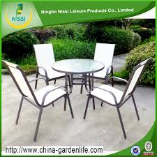 Patio Table Size Chair Patio Table And Chair Sets Uk 4 Outdoor Patio Table