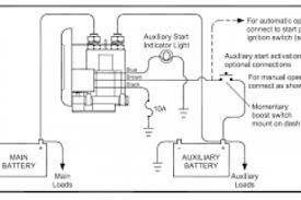 sure power 1314 200 battery isolator wiring diagram dual battery