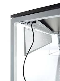 under table cable tray marvelous galant conference table with desk cable management under