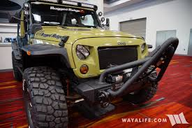 commando jeep 2017 2017 sema rugged ridge commando jeep jk wrangler unlimited