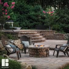 belgard fire pit watkins concrete block company home facebook
