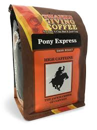pony express thanksgiving coffee company store