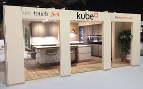 Ex Display Kitchen Islands 2 Ex Display Kube Kitchens For Sale At Hugely Discounted Prices