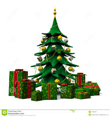 green decorated christmas tree u2013 decoration image idea