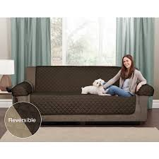 Dog Sofa Cover by 3 Seater Sofa Cover Set Reversible Covers Pet Dog Cat
