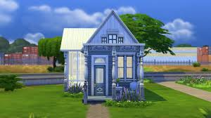 Tiny Victorian Home by Mod The Sims Tiny Victorian Starter
