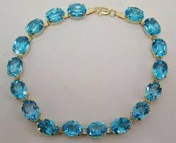 blue topaz bracelet gold images 190 best blue topaz jewelry images topaz jewelry jpg