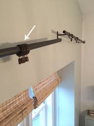 How To Hang A Curtain Ceiling Hooks For Curtain Rods Curtain Blog