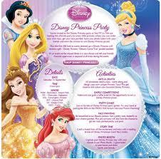 toys disney princess party perth