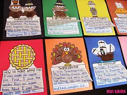 thanksgiving learning activities how to make your own