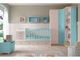 chambre pour bebe chambre de bébé mixte gioco avec lit et armoire glicerio so nuit