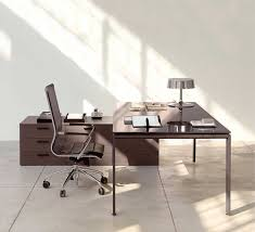 Office Chair On Laminate Floor Furniture Minimalist Home Office Furniture Sets White Wooden