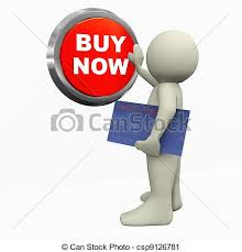buy clipart 3d pushing buy now button 3d render of with credit