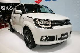 Suzuki Ignis Interior 2017 Suzuki Ignis Officially Launched In Europe Autocarweek Com