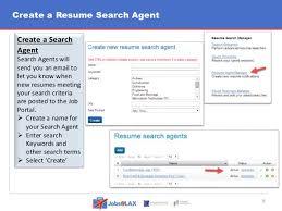 resume search lawa portal employer guide 20151013
