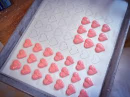 heart shaped french macarons recipe genius kitchen