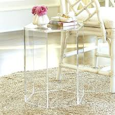 Acrylic Accent Table Acrylic Accent Table Acrylic Accent Table For Appealing Best