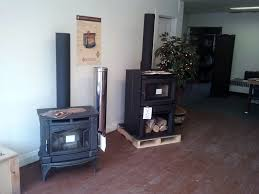 interior design long wall regency wood stove and wood burning