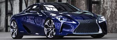 price of lexus lc lexus lc notable price specs and release date carwow blue front