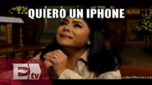 Memes De Iphone - mejores memes del iphone 6 iphone plus vianey esquinca youtube