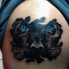 70 panther tattoo designs for men cool big jungle cats with