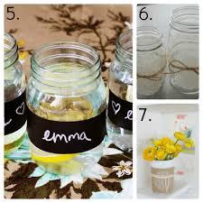 Mason Jar Centerpiece Ideas Mason Jar Decorating Ideas Home