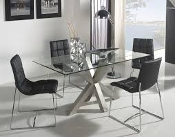 Contemporary Glass Dining Room Sets 61 Best Mesas Comedor Images On Pinterest Dining Room Tables