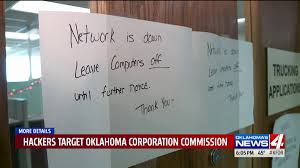 Oklahoma travel hacker images Officials active investigation into cyber attack on oklahoma jpg