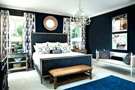 Nyc Bedroom Furniture Navy Blue Accent Wall Kitchen Navy Blue Walls Navy Bedroom