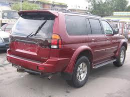 2000 Mitsubishi Outlander 2000 Mitsubishi Montero Sport Information And Photos Zombiedrive