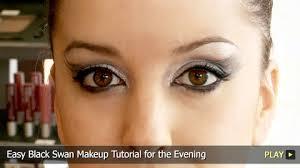 easy black swan makeup tutorial mugeek vidalondon
