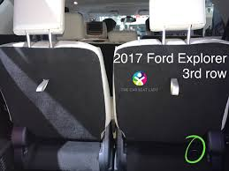 Ford Explorer 3 Rows - the car seat lady u2013 ford explorer