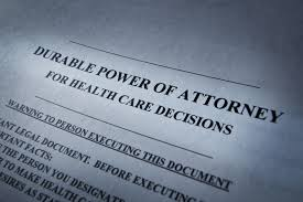 California Medical Power Of Attorney by Advance Medical Directives For Making Health Care Decisions