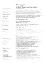 Electrical Engineering Resume Sample Pdf Sample Electronics Engineer Resume Professional Electrical