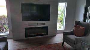 electric fireplace tv stand lowes heater amazon fireplaces direct