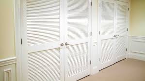 Louvered Closet Doors Closet Door Ideas For Your Home Angie S List