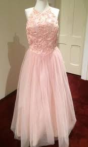 mcclintock bridesmaid dresses mcclintock rn 49422 pale pink dreamy prom 49 size