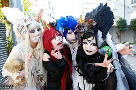 harajuku halloween costume horror tokyo fashion news