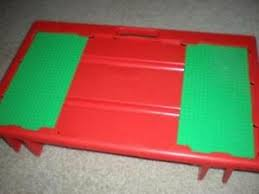 Little Tikes Lego Table Lego Table Ebay