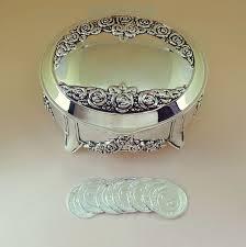 arras de boda estuche fashion con arras de boda alianza 17mm ondine
