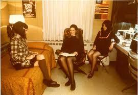 College Dorm Room Rules - 1960s university archives minnesota state university moorhead