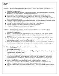 biomedical engineer resume 10 essay topics that don t work road2college biomedical