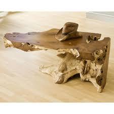 Atlantis Coffee Table Groovystuff Tf 0927 E Atlantis Reclaimed Teak Root Wood End Side