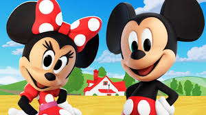 mickey mouse clubhouse minnie mouse kids rhymes songs