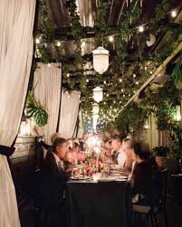 Chandelier Height Above Table by 47 Hanging Wedding Décor Ideas Martha Stewart Weddings
