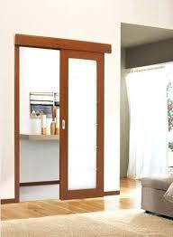 Sliding Wood Closet Doors Lowes Sliding Interior Wood Doors S Sliding Wood Closet Doors Lowes
