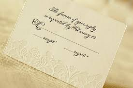 wedding invitations rsvp tips for writing your wedding invitations